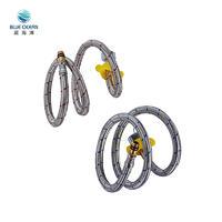 Wholesale Stainless Steel 304/201 Braided Flexible Plumbing Sink Hose